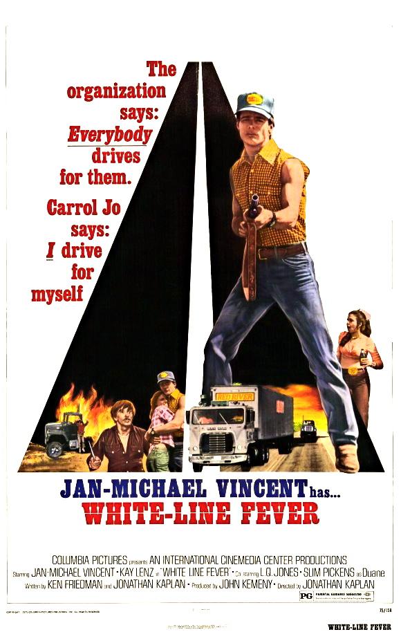 every 70s movie white line fever 1975