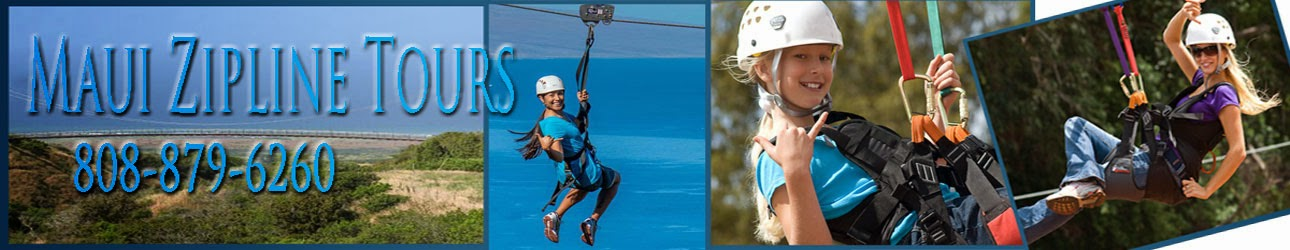 Maui Zipline Tours | Tickets and Reservations |808-879-6260