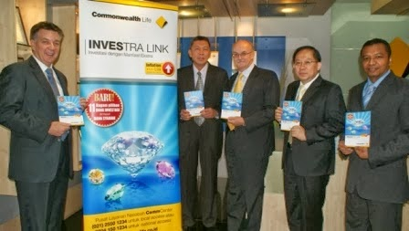 Unit Link Terbaik di Indonesia Commonwealth Life Investra Link