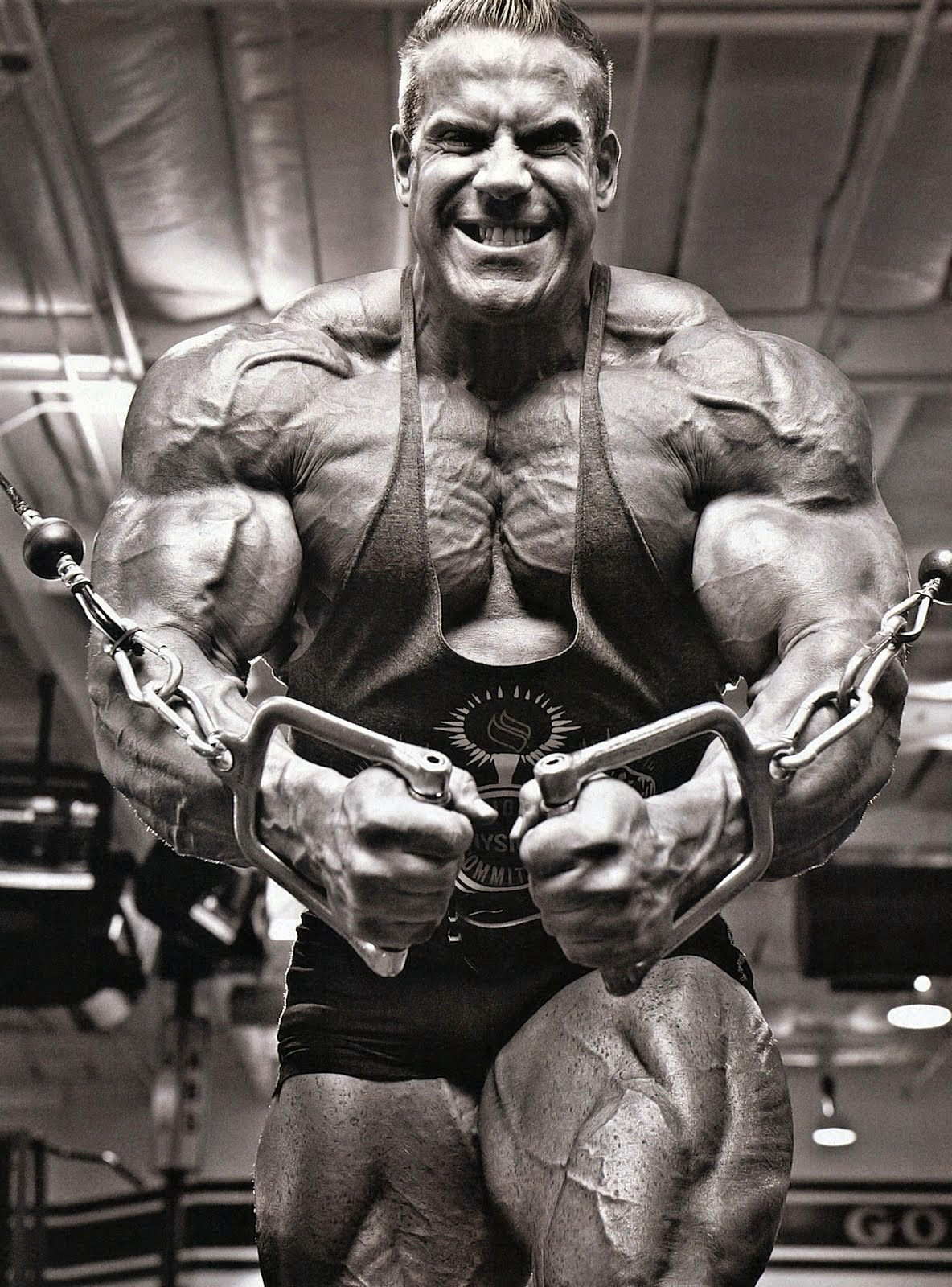 jay cutler arm workout Images and Photos   bodybuilding