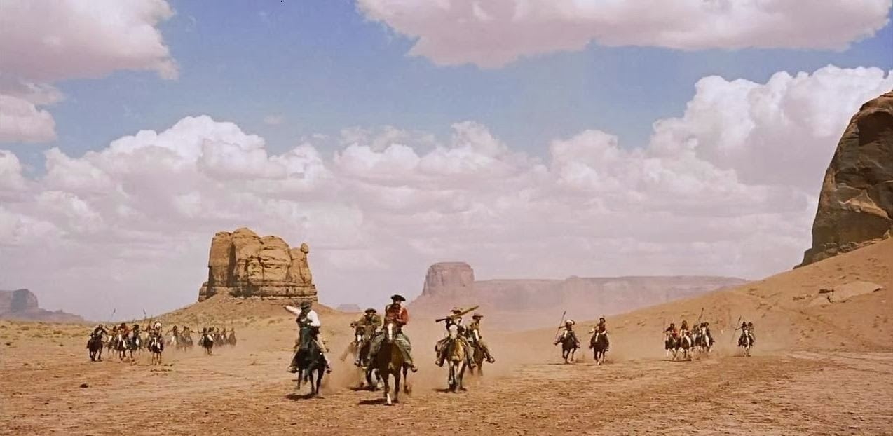 john fords the searchers essay The searchers john ford mini-store the searchers: essays and reflections on john ford's classic western texas und john fords the searchers.
