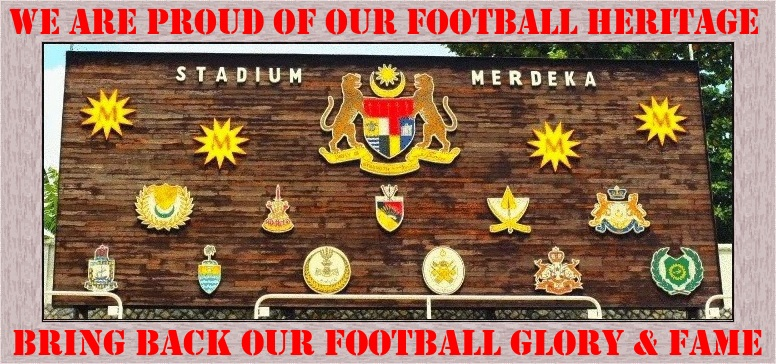 PROUD AND LOVED WITH OUR FOOTBALL HERITAGE