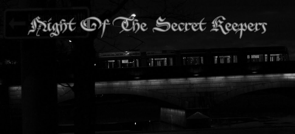 Night Of The Secret Keepers