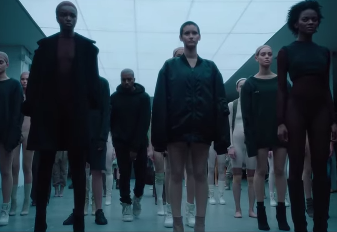 "Kanye West Presents ""Yeezy"" Fashion"