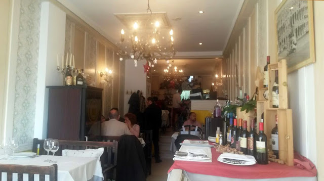 Comedor, Arrivederci Roma