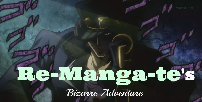 Re-MANGA-te