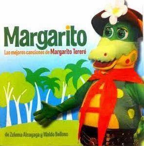 MARGARITO nuevo CD
