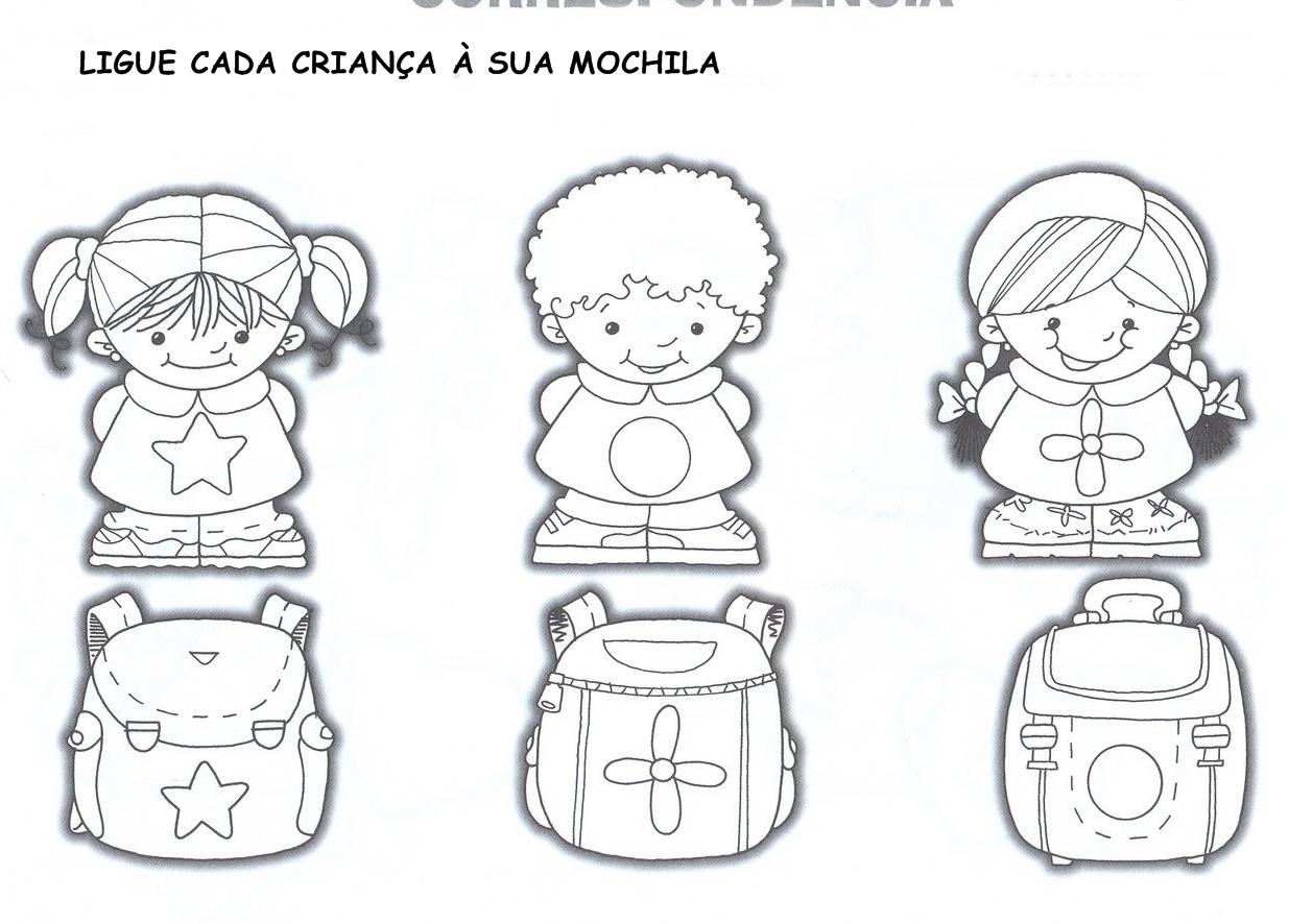 Fabuloso Jardim da Tia Di♥: Atividades de Lógica para Educação Infantil JD71