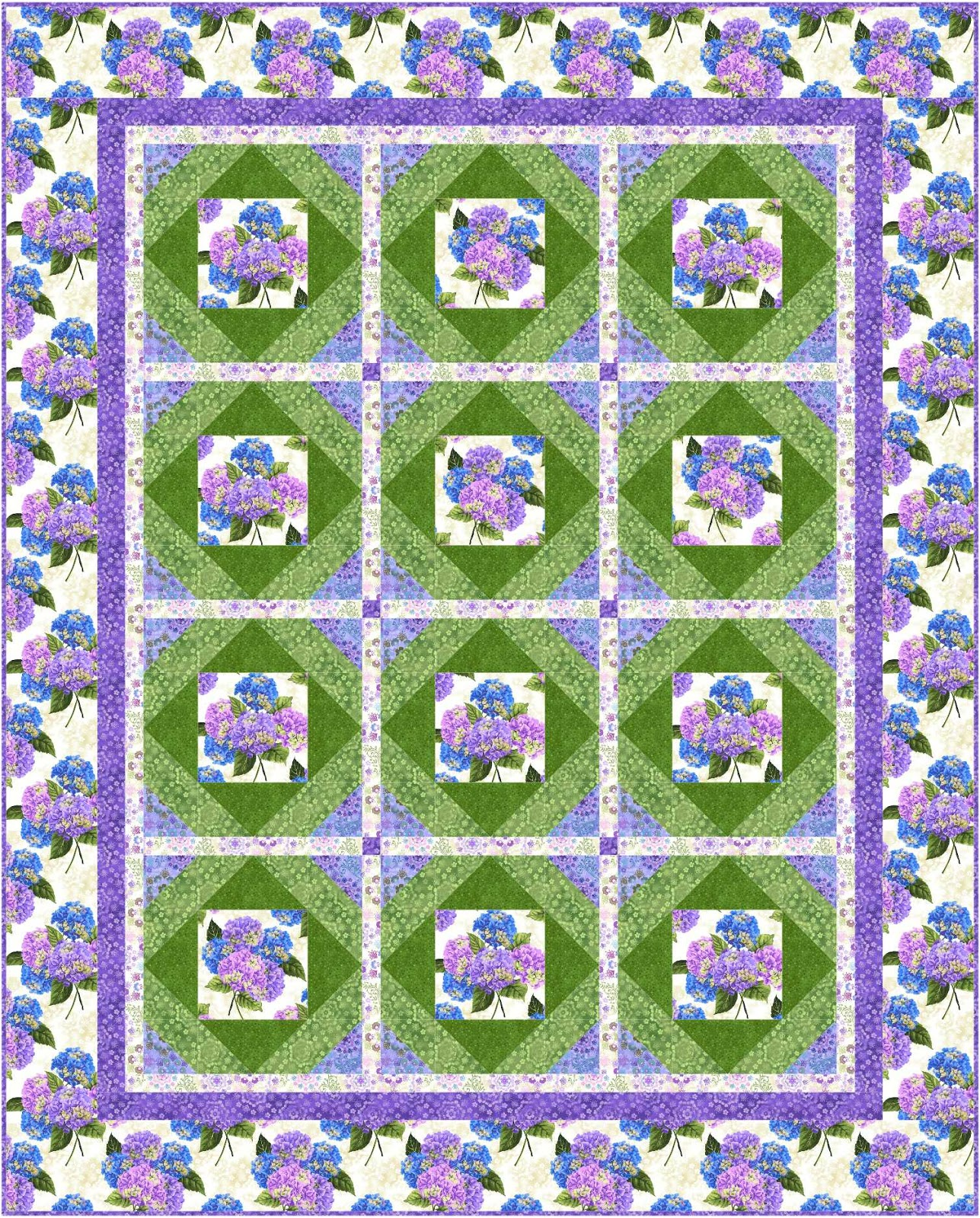 Inspired By Fabric January 2013