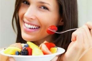 ¿Bajo consumo de Frutas y Verduras?