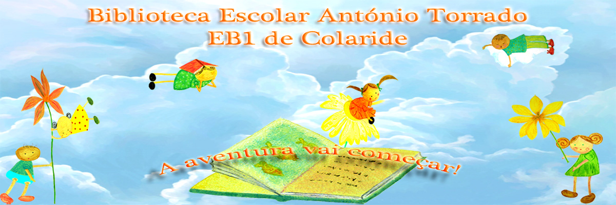 Biblioteca Escolar António Torrado - Colaride