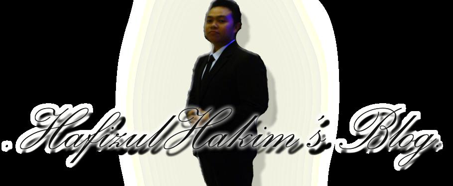 ::.hafizulhakim's blog.::