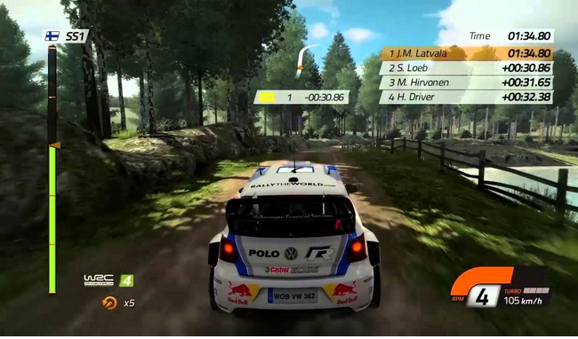 Download Game WRC 4 FIA World Rally Championship Full Crack For PC - Download PC Games Gratis ...