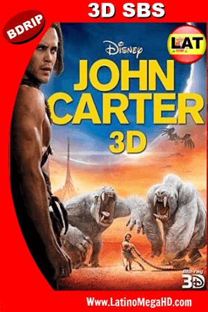 John Carter: Entre Dos Mundos (2012) Latino HD 3D SBS BDRIP 1080p ()