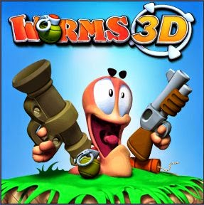 Game Worm 3D Full Version