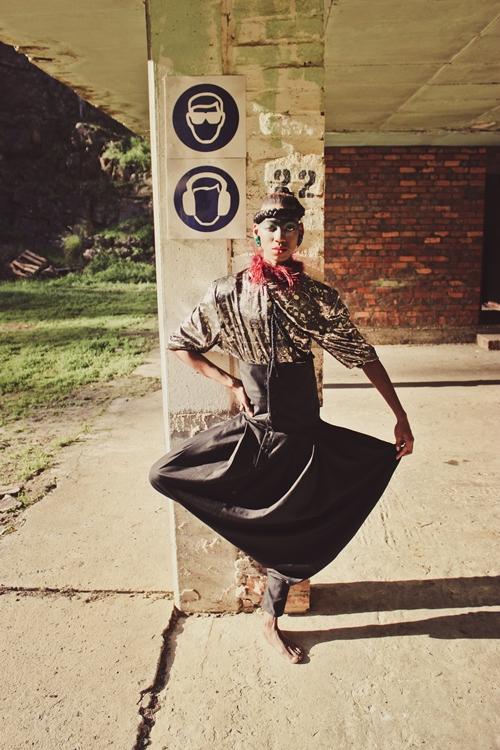 STREET STYLE | MAHLATSE KGOALE | SA PERFORMER