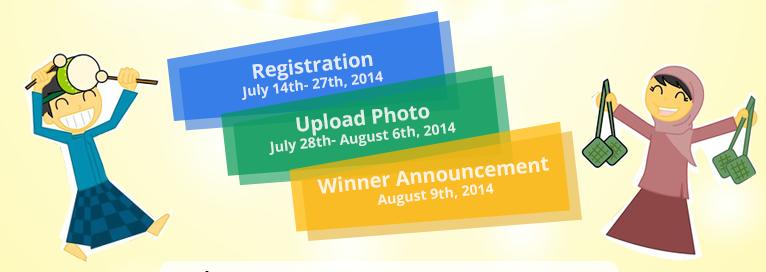 Kompetisi EID Mubarak Photo Contest - Kontes Foto Idul Fitri | MMufidluthfi