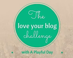 The Love Your Blog Challenge