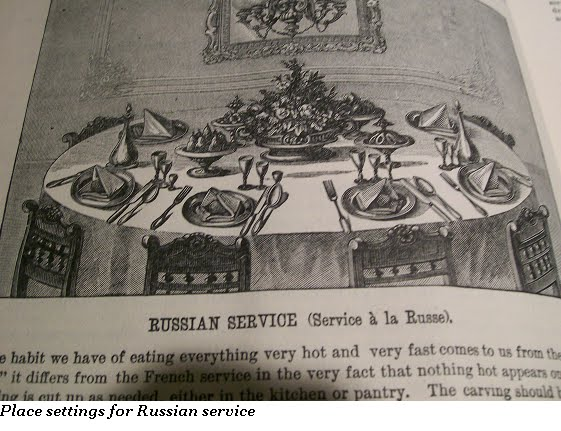 Russian Service Table Set Up http://aspectsofbeauty.biz/hayl/io-russian-table-set-up/