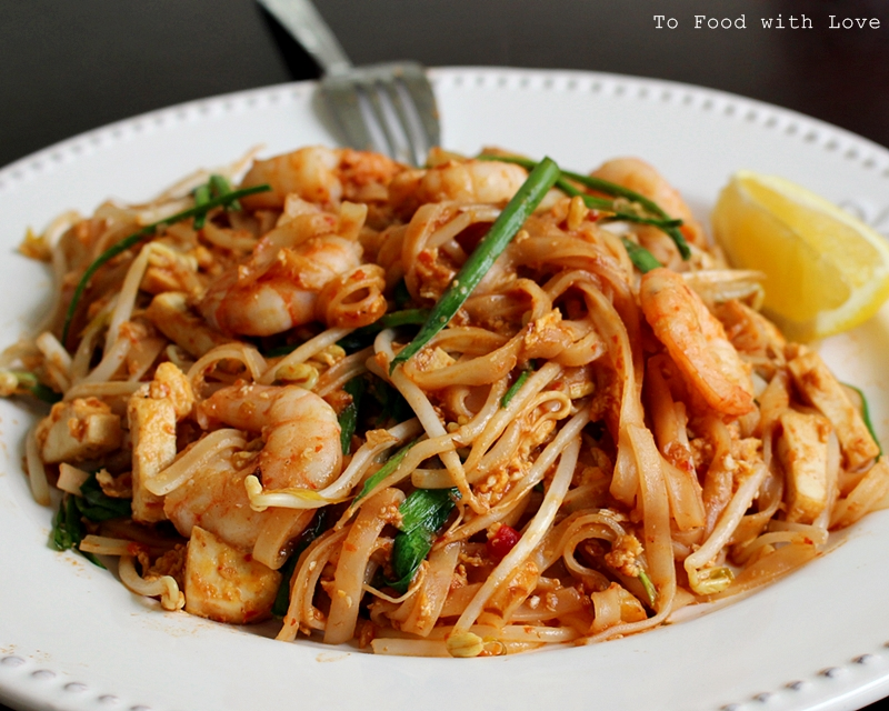 To Food With Love The Ultimate Pad Thai Recipe