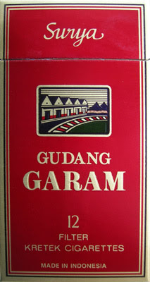 Gudang Garam Surya 12