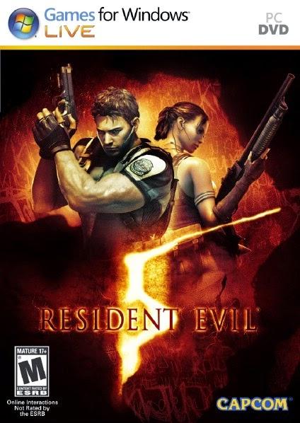 Resident Evil 5 Full Torrent İndir