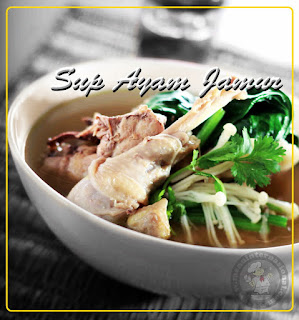 Resep Cara Membuat Sup Ayam Jamur Sehat Sederhana