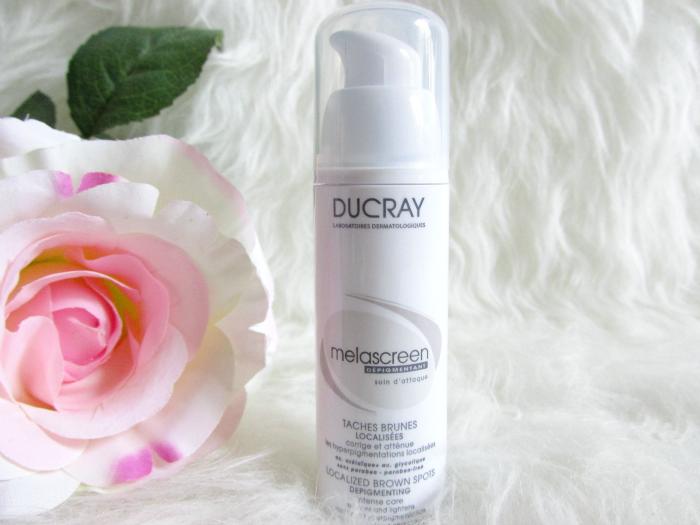 DUCRAY Melascreen korrigierende Intensivpflege bei Pigmentflecken