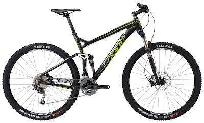 2013 Felt Edict Nine 50 29er Bike FS