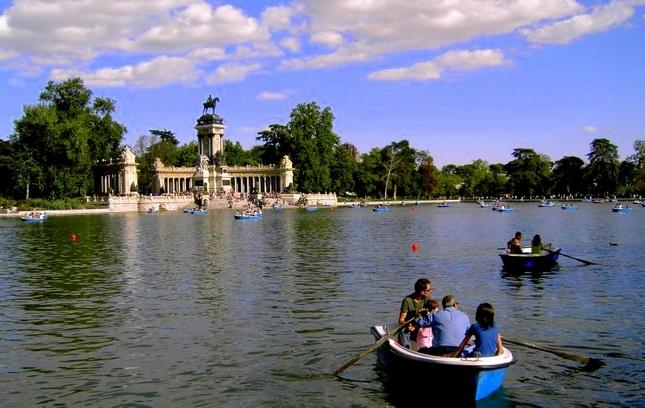 AIL Madrid - École d Espagnol: Partie 1 : Les parcs de Madrid - Il y en ...
