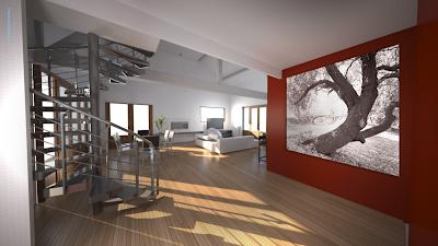 Gambar Interior Rumah Menawan