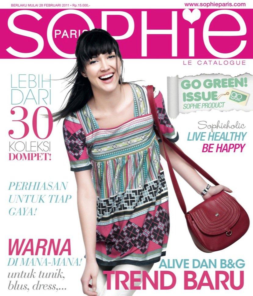 Butik Online Sophie Martin Ika