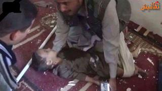 داعش تتبنى تفجير مسجد في صنعاء ليذهب ضحيتة 20 شخصا واصابة العشرات