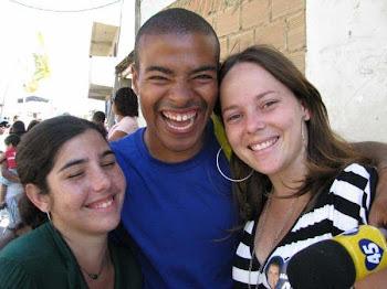 CAMPANHA ELEITORAL DE 2008. DESTAQUE PARA A EQUIPE DE JORNALISMO