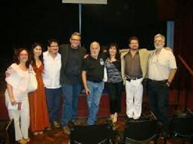 Ciclo Palabras de Poeta: 7 noviembre de 2011,Facultad de Lenguas de la Univ. Nacional de Córdoba