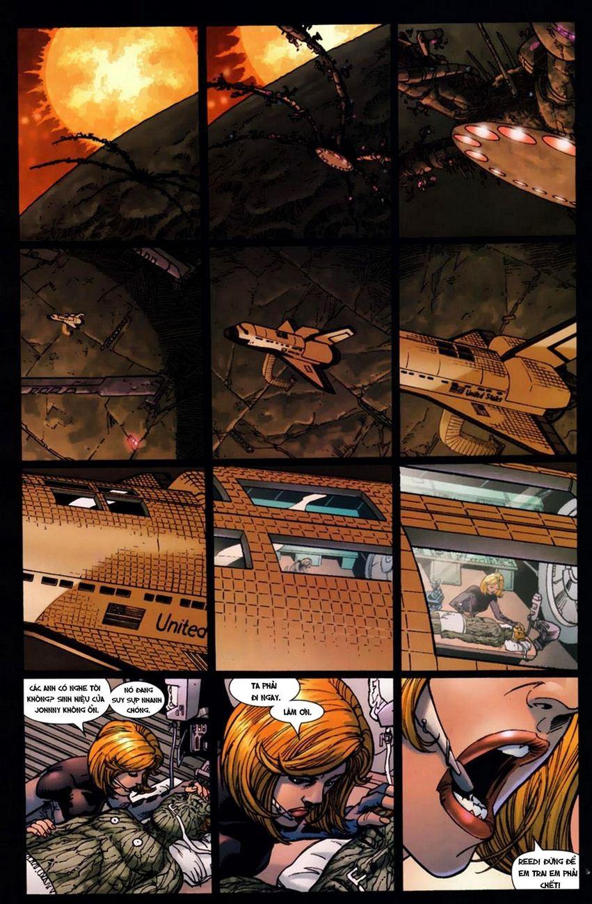 Ultimate Fantastic Four chap 17 - Trang 13