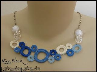colar crochet, colar fashion, acessório fashion, moda, acessório colorido, colar, acessório
