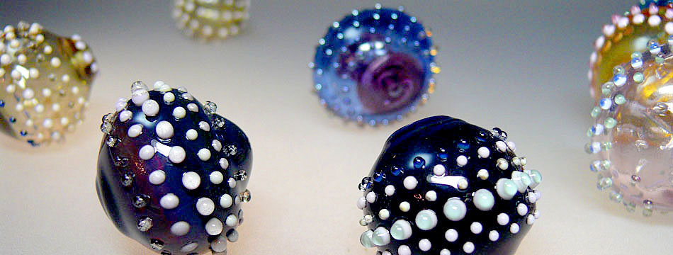 Lampwork Glass Beads and Jewelry
