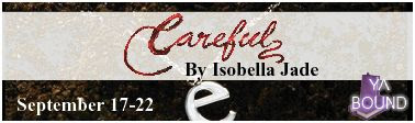 Careful Blog Tour Stops Here 9/22