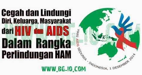 Tema dan Icon Hari HIV/AIDS Sedunia - Indonesia