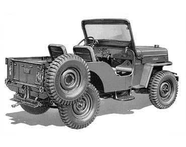 history of jeep cj 3b and jeep fc 150 new jeep. Black Bedroom Furniture Sets. Home Design Ideas
