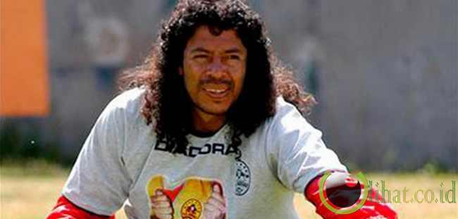 Rene Higuita: 41 gol