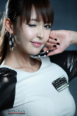 kang yui korean girl