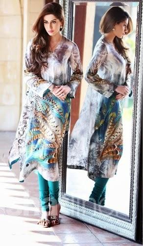 Nishat Linen Pret 2014 Vol2