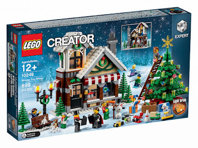 TOYS : JUGUETES - LEGO Creator  10249 Juguetería Navideña | Winter Toy Shop  Producto Oficial 2015 | Piezas: 898 | Edad: +12 años  Comprar Amazon España & buy Amazon USA