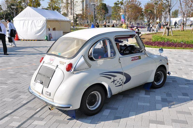 Subaru 360, pierwszy samochód, klasyk, stary, old car, retro, mały samochód, kei car, 軽自動車