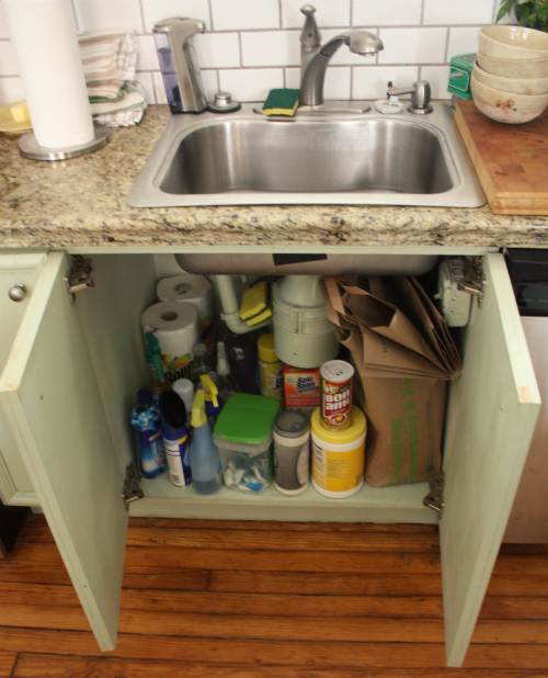 Pinterest Challenge: Everything But The Kitchen Sink | 17 ...