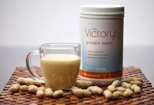 Thực phẩm chức năng My Victory Protein Boost Nuskin  thay thế bữa ăn