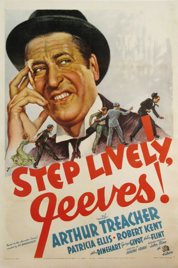 Step Lively, Jeeves! movie