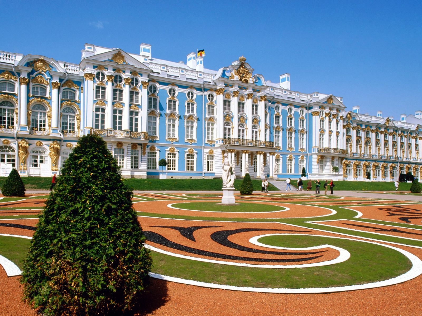Tourism Catherine Palace